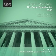 joseph nolan widor vol 1