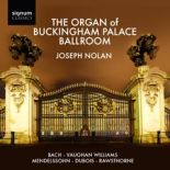 the organ of buckingham palace cd cover for web