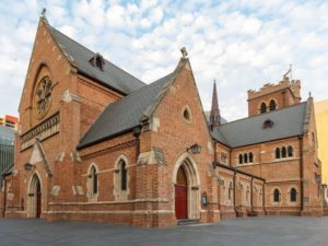 Under the Southern Cross: Worship in Australia