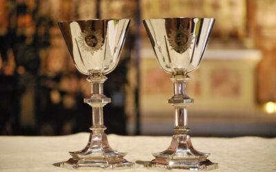 Coronavirus and the Celebration of Holy Communion
